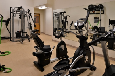 Fitness Room Stage Coach Inn